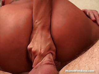 anal tetona madura follada