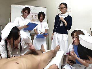 jav enfermeras cfnm handjob mamada demostración subtitulada