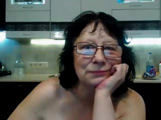 abuelita masturbándose gafas webcam