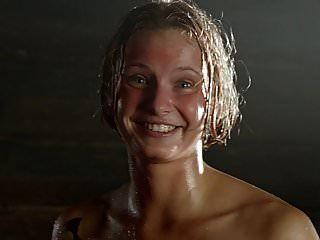 jamesblow grupo mujeres desnudez sauna