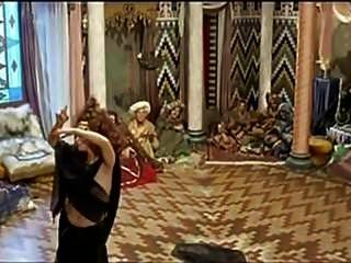 femi benussi desnuda danza del vientre