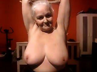 abuela me encantaria follar