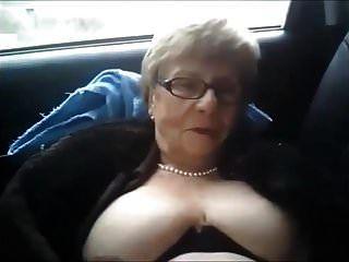 meada sucia del coche de la abuela