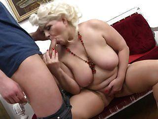 madre madura posh seducido joven