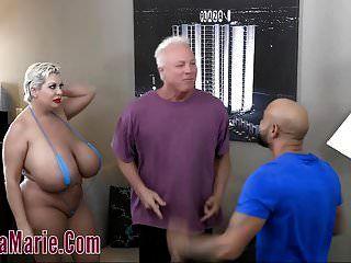 enorme tit claudia marie sexo duro trío