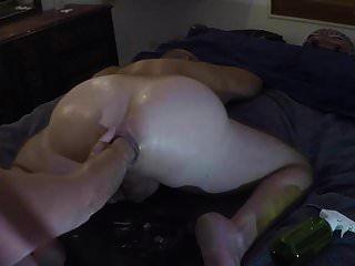 Meg profundo fisting anal mike y conseguir 2 manos en.