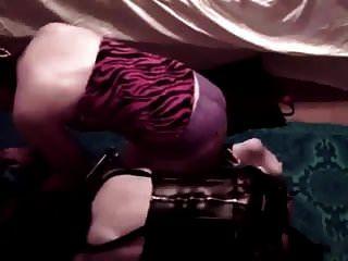 mariquita follar duro por su amante femdom esclavo