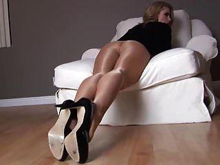 ajuste babe randy show piernas largas en nylon # mrbrain1988