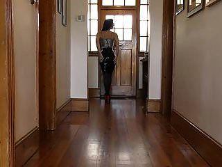 falda de látex brillante perfecto 2
