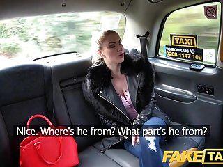 falso taxi de ojos azules babe escocés ama puta áspera