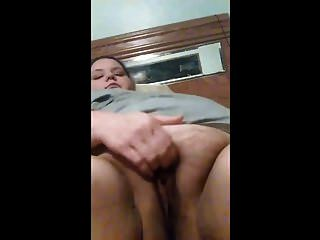 chica masturbándose para mi