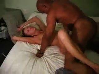Mi esposo quería que un hombre negro le diera una maldita mierda