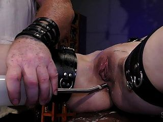 orgasmos ligados tortura estante urgencia incontinencia parte 2