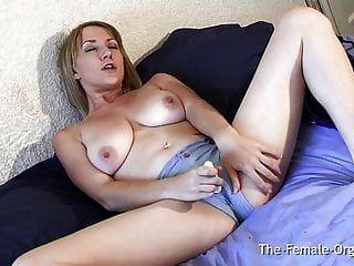 Femorg babes panty punto húmedo y orgasmo pulsante