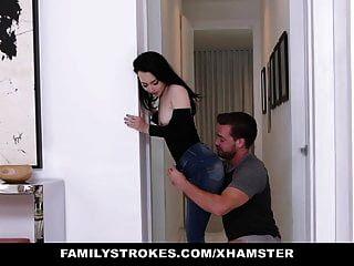 Familystrokes papá no puede ver a su hijo e hija a la mierda
