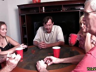 la fiesta de poker del barrio