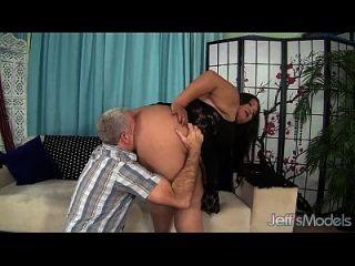 La grasa latina botín porno